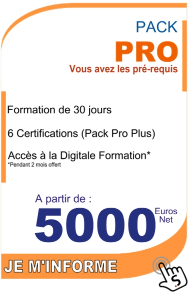 formation diagnostic immobilier - pack pro