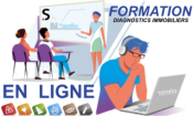 Formation Diagnostiqueur immobilier en ligne - E-Learning